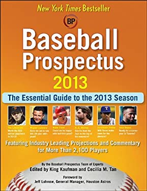 Baseball Prospectus 2013 9781118459195
