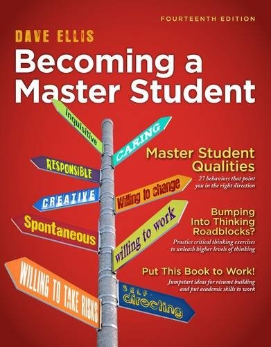 Becoming a Master Student - 14th Edition