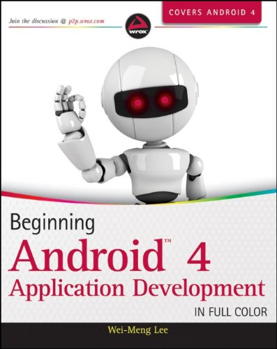 Beginning Android 4 Application Development 9781118199541