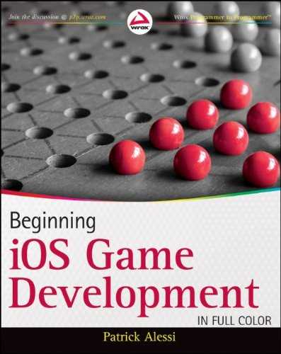 Beginning iOS Game Development 9781118107324