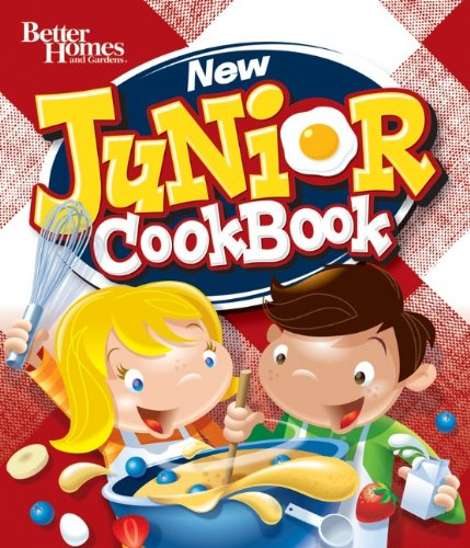 Better Homes and Gardens New Junior Cookbook 9781118146064