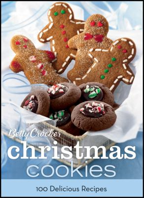 Betty Crocker Christmas Cookies Groc Ed 9781118120422