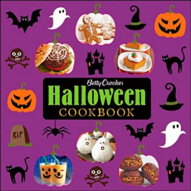 Betty Crocker Halloween Cookbook 9781118388945