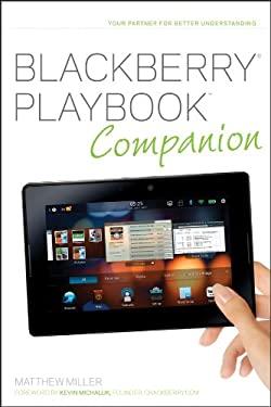 Blackberry Playbook Companion 9781118026489