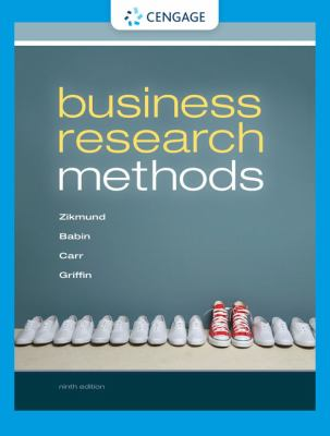 Business Research Methods (with Qualtrics Printed Access Card) 9781111826925