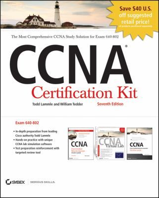 CCNA Certification Kit 9781118063477