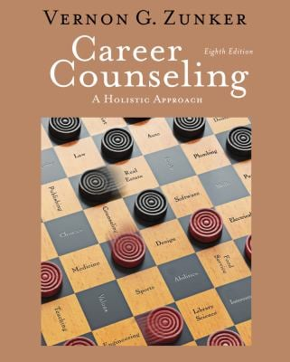 Cengage Advantage Books: Career Counseling: A Holistic Approach 9781111519520