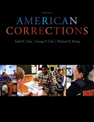 Cengage Advantage Books: American Corrections 9781111841638