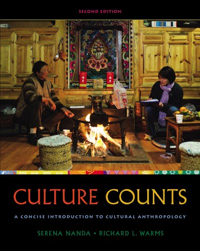Culture Counts: A Concise Introduction to Cultural Anthropology 9781111301538