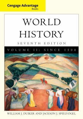 Cengage Advantage Books: World History, Volume II 9781111837679