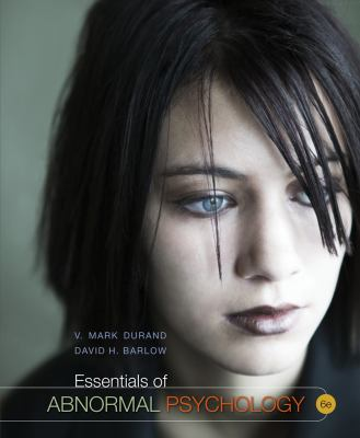 Cengage Advantage Books: Essentials of Abnormal Psychology 9781111837358