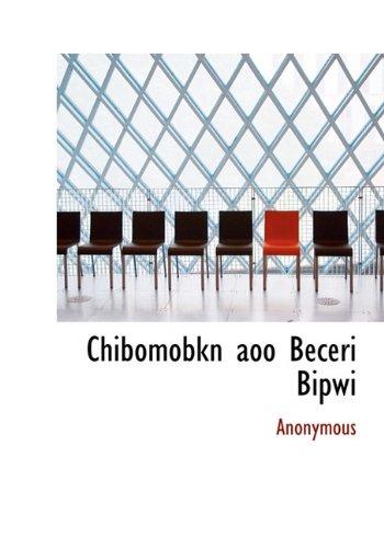 Chibomobkn Aoo Beceri Bipwi 9781117811253