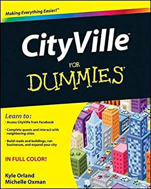 Cityville for Dummies 9781118083376