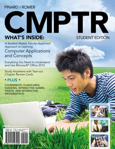 CMPTR, Student Edition [With Access Code] 9781111527990