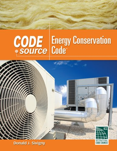 Code Source: Energy Conservation Code 9781111037239