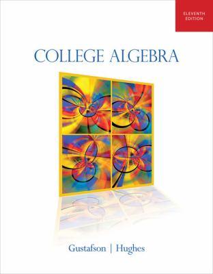 College Algebra 9781111990909
