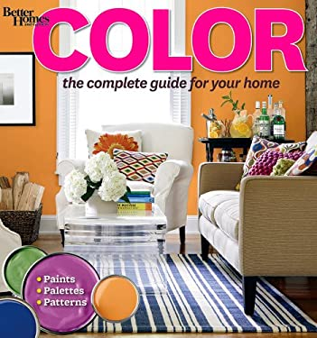 Color: The Complete Guide for Your Home 9781118170359