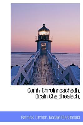 Comh-Chruinneachadh, Orain Ghaidhealach, 9781115654623