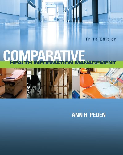 Comparative Health Information Management 9781111125622