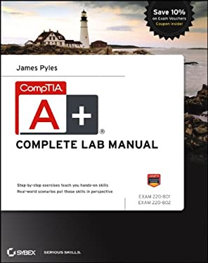 Comptia A+ Complete Lab Manual 9781118324073