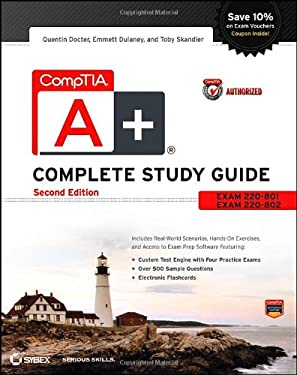 Comptia A+ Complete Study Guide: Exams 220-801 and 220-802 9781118324059