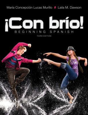 Con Brio: Beginning Spanish 9781118130629