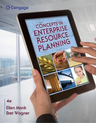 Concepts in Enterprise Resource Planning 9781111820398