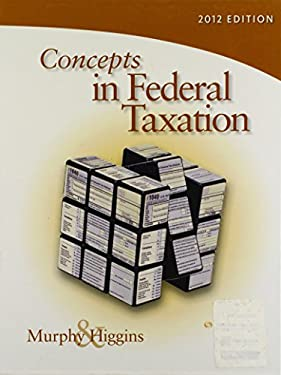 Concepts in Federal Taxation, Professional Edition [With CDROM] 9781111579876