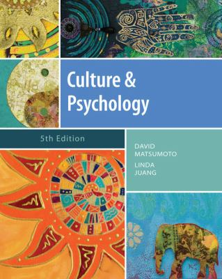 Culture and Psychology 9781111344931