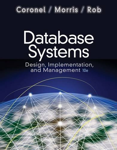 Database Systems: Design, Implementation, and Management [With Access Code] 9781111969608