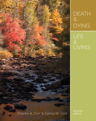 Death & Dying, Life & Living 9781111840617