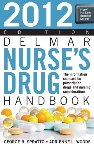 Delmar Nurse's Drug Handbook 9781111310653