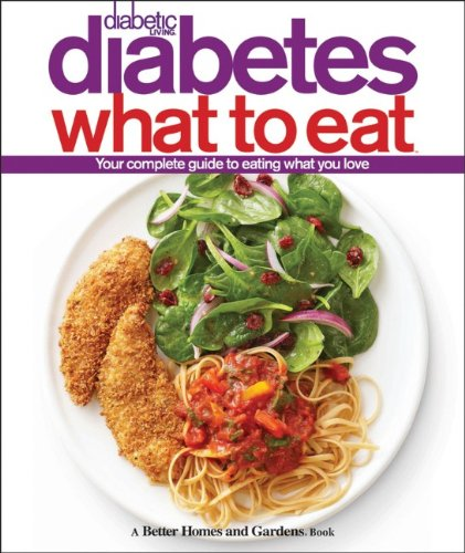 Diabetic Living Diabetes What to Eat 9781118006894