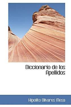 Diccionario de Los Apellidos 9781110043958