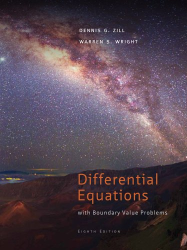 Differential Equations with Boundary-Value Problems 9781111827069