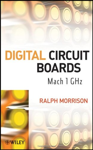 Digital Circuit Boards: Mach 1 GHz 9781118235324