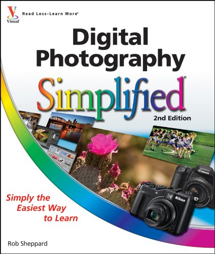 Digital Photography Simplified 9781118029343