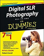 Digital SLR Photography All-in-One For Dummies 20454777