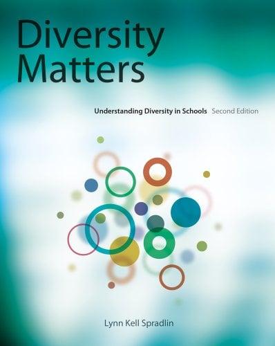 Diversity Matters: Understanding Diversity in Schools 9781111341671