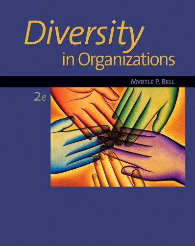 Diversity in Organizations 9781111221300