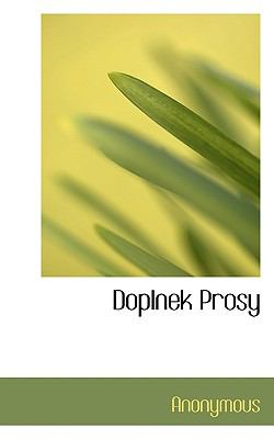 Doplnek Prosy 9781117794976