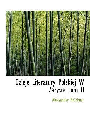 Dzieje Literatury Polskiej W Zarysie Tom II 9781116366006