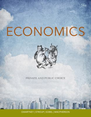 Economics: Private and Public Choice 9781111970215