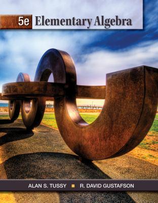 Elementary Algebra 9781111567668