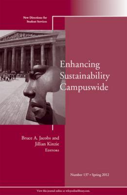 Enhancing Sustainability Campuswide 9781118345801