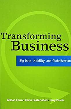 Enterprise Shift: Big Data, Mobility, and Globalization 9781118519684