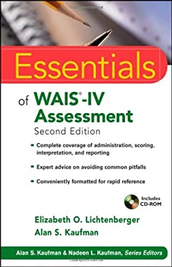 Essentials of WAIS-IV Assessment - 2nd Edition