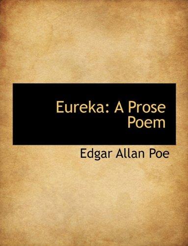 Eureka: A Prose Poem 9781116766431