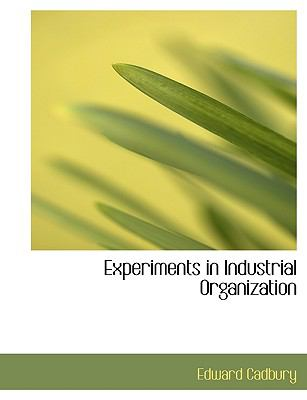 Experiments in Industrial Organization 9781116537208