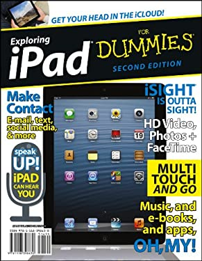 Exploring Ipad for Dummies 9781118398630